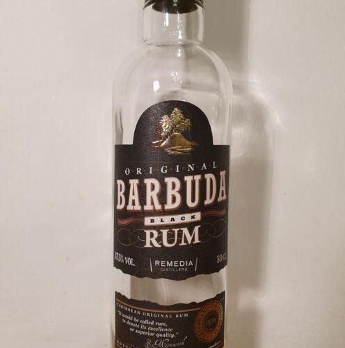 Barbuda Original Black Rum (37.50%)