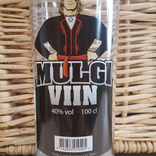 Mulgi Viin (Vodka) (40%)