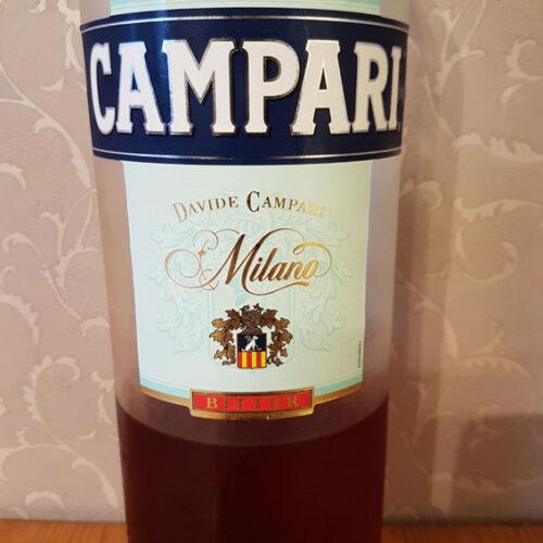Campari Bitter (25%)