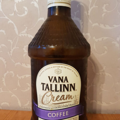 Vana Tallinn Cream Coffee Liqueur (16%)