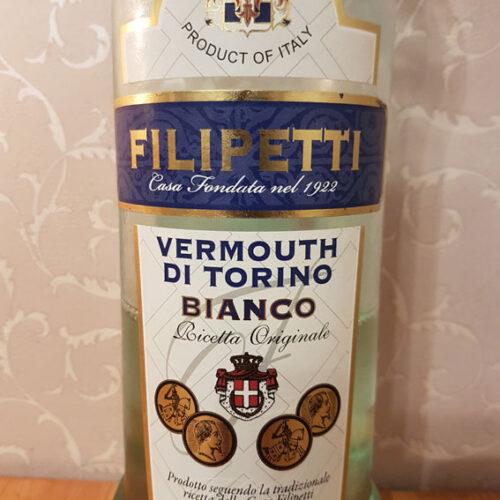 Filipetti Vermouth di Torino Bianco (14.80%)