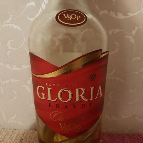 Gloria Classique VSOP Brandy (36%)