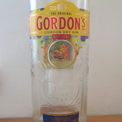 Gordon's London Dry Gin (37.50%)