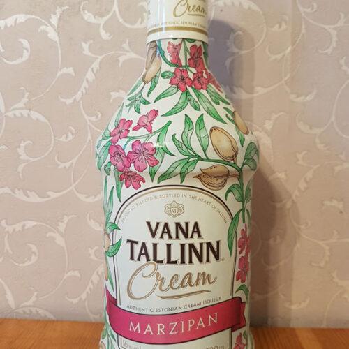 Vana Tallinn Marzipan Cream Liqueur (16%)