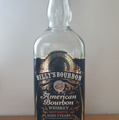 Billy's American Bourbon Whiskey (40%)