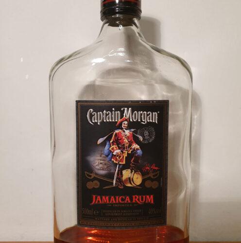 Captain Morgan The Original Jamaica Black Rum (40%)