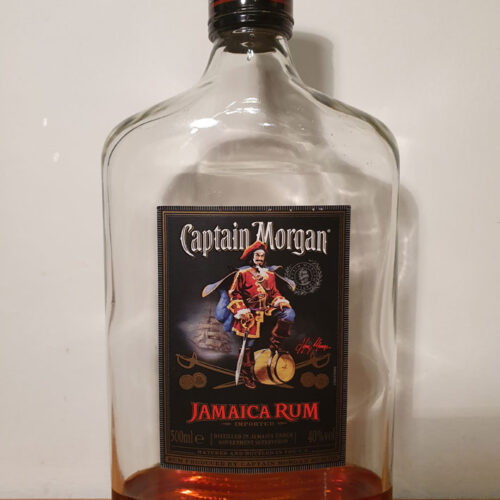 Captain Morgan The Original Jamaica Black Rum (40%)