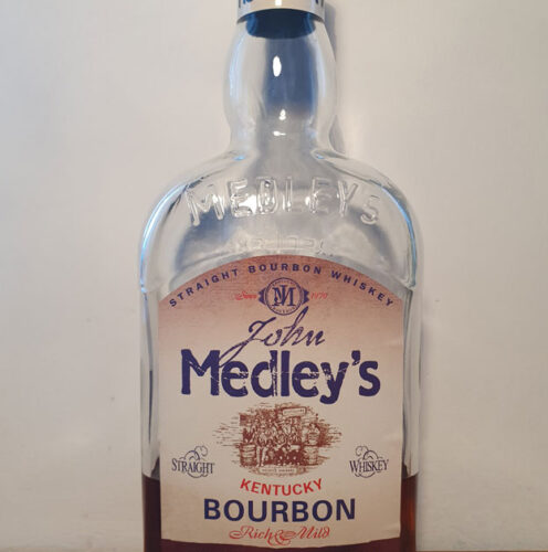 John Medley's Kentucky Straight Bourbon Whiskey (40%)