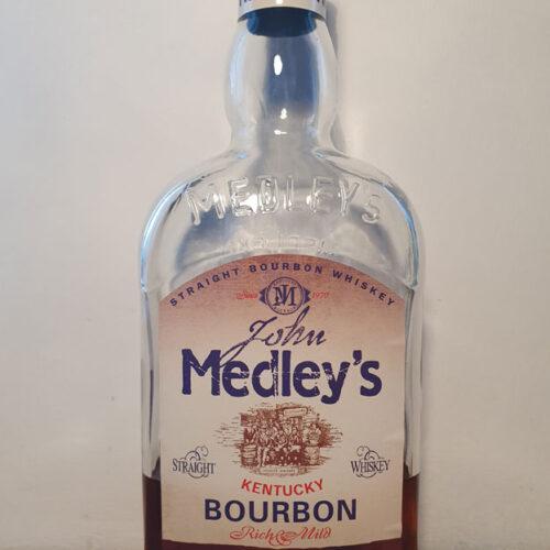 John Medley's Kentucky Straight Bourbon Whiskey (40%)