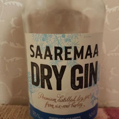 Saaremaa Dry Gin (37.50%)