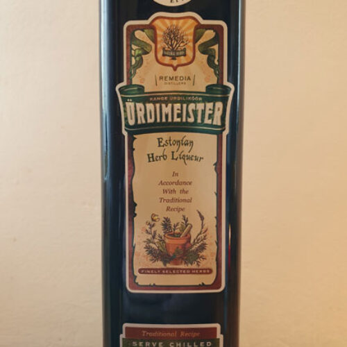 Ürdimeister Herb Liqueur (35%)