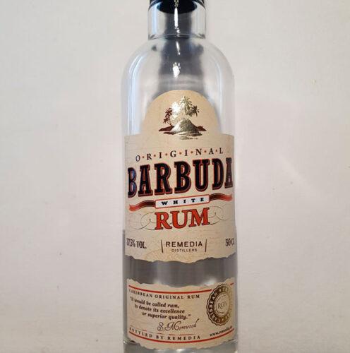 Barbuda White Rum (37.50%)