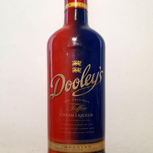 Dooley's Toffee Cream Liquer (17%)
