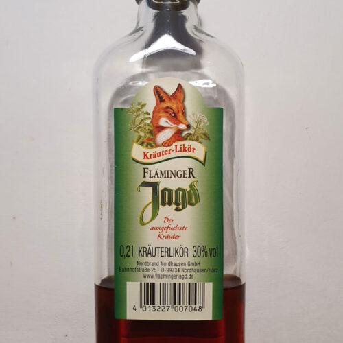 Fläminger Jagd Herbal Liqueur (30%)