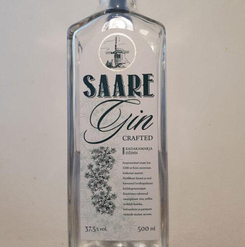 Saare Gin (37.5%)