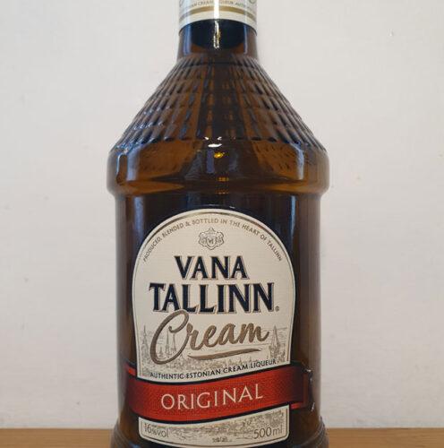 Vana Tallinn Cream Original Liqueur (16%)