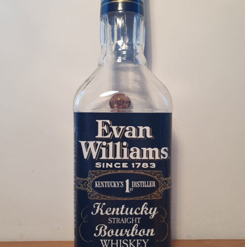 Evan Williams Kentucky Straight Bourbon (43%)