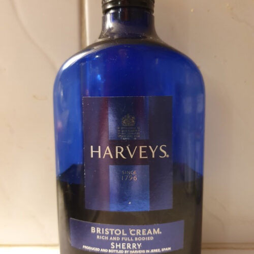 Harvey's Bristol Cream Sherry (17.50%)