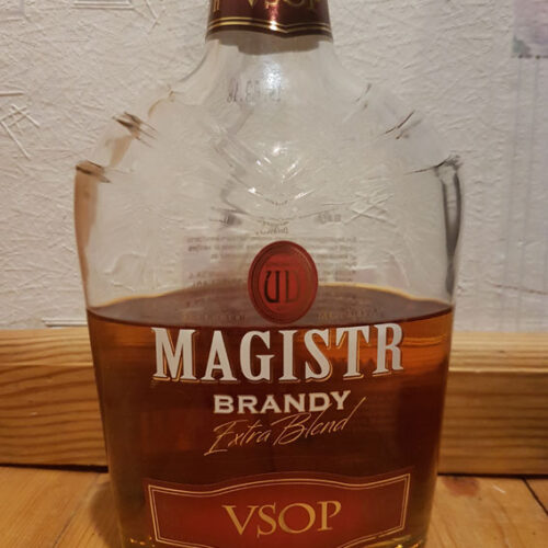 Magistr VSOP Brandy (36%)