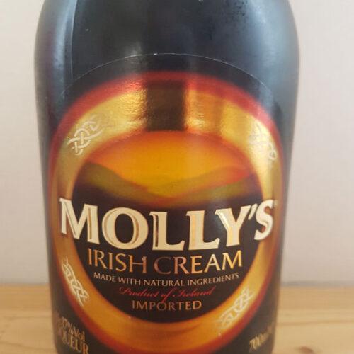 Molly's Irish Cream (17%)