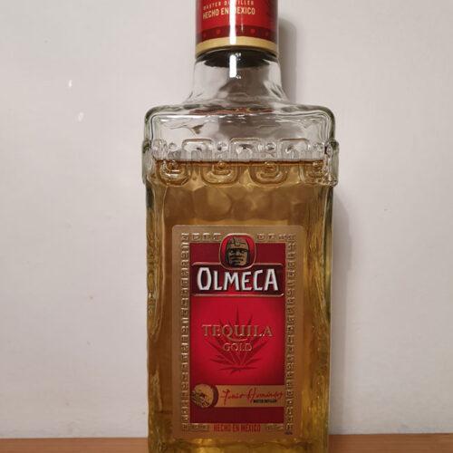 Olmeca Gold Tequila (38%)