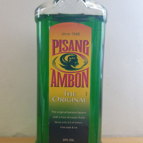 Pisang Ambon (20%)