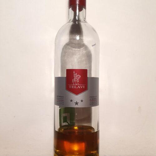 Telavi 3YO Brandy (40%)