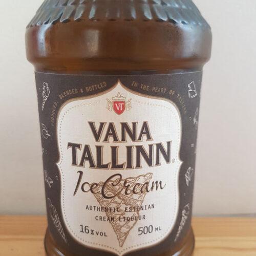 Vana Tallinn Ice Cream Liqueur (16%)