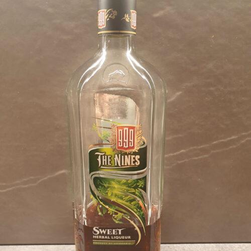 999 The Nines Original Herbal Liqueur (35%)