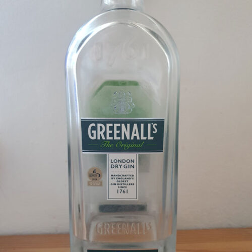 Greenall's London Dry Gin (40%)