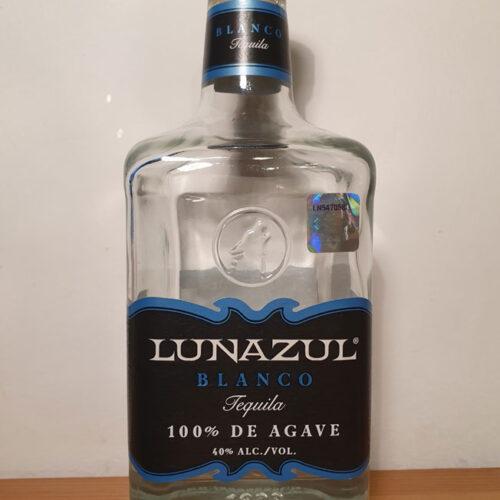 Lunazul Blanco Tequila (100% agave) 40%