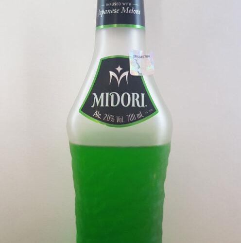 Midori Melon Liqueur (20%)