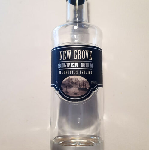 New Grove Silver Rum (37.50%)