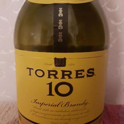 Torres 10 Gran Reserva (38%)
