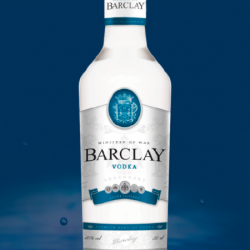 Barclay Vodka (40%)