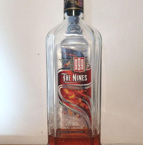 999 The Nines Citrus Herbal Liqueur (35%)