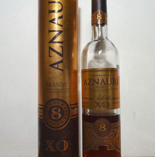 Aznauri 8YO Brandy (40%)