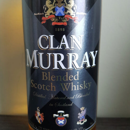 Clan Murray Blended Scotch Whisky (40%)