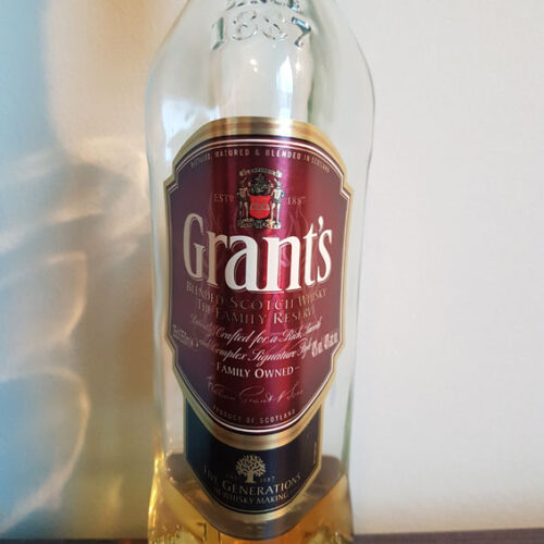 Grant's Family Reserve Blended Scotch Whisky (40%)