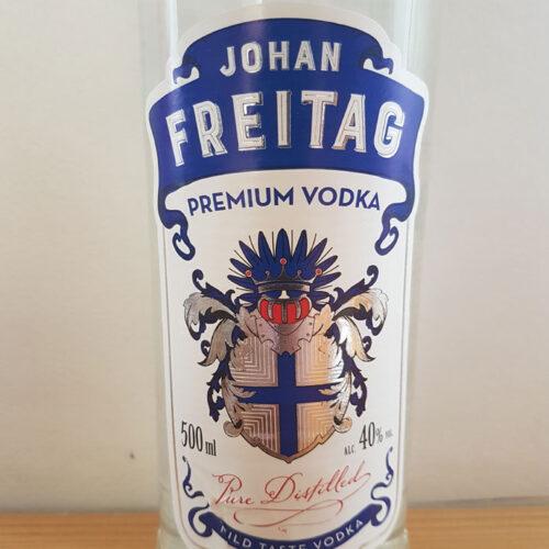 Johan Freitag Vodka (40%)