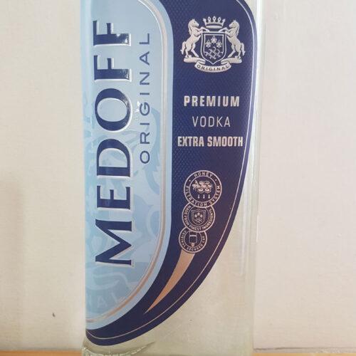 Medoff Original Vodka (40%)