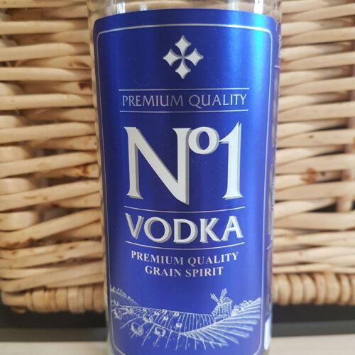 N°1 Vodka (40%)