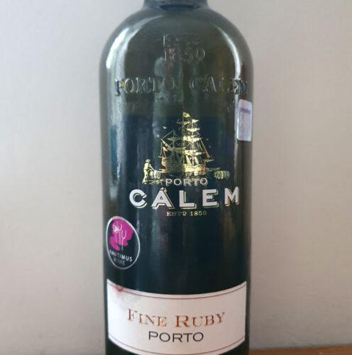 Porto Calem Fine Ruby (19.50%)
