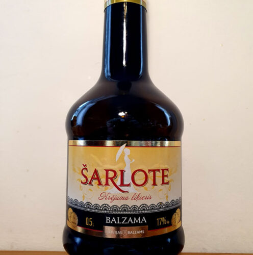 Sarlote Balzama Cream Liqueur (17%)