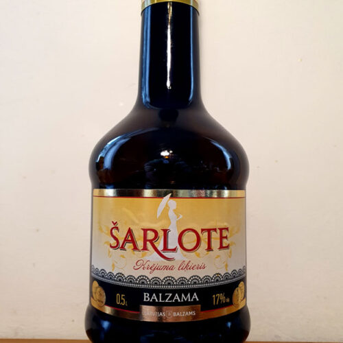 Sarlote Balzams Cream Liqueur (17%)