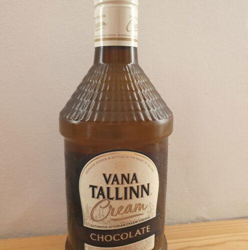 Vana Tallinn Cream Chocolate (16%)