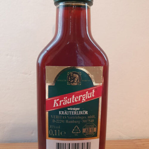 Kräuterglut Herbal Liqueur (35%)