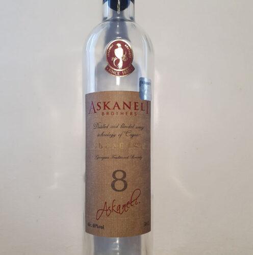 Askaneli Brothers 8YO Brandy (40%)