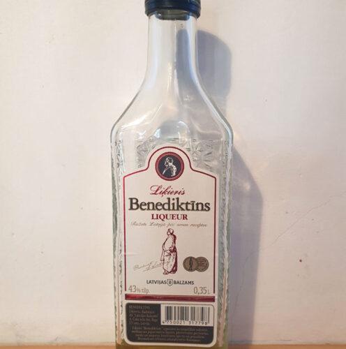 Benediktins Herbal Liqueur (43%)