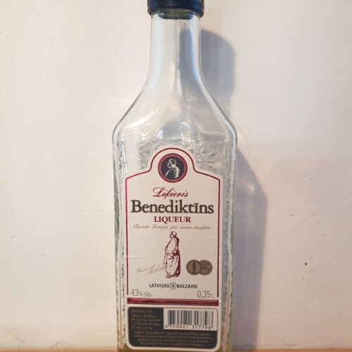 Benediktins Herbal Liqueur (43%)
